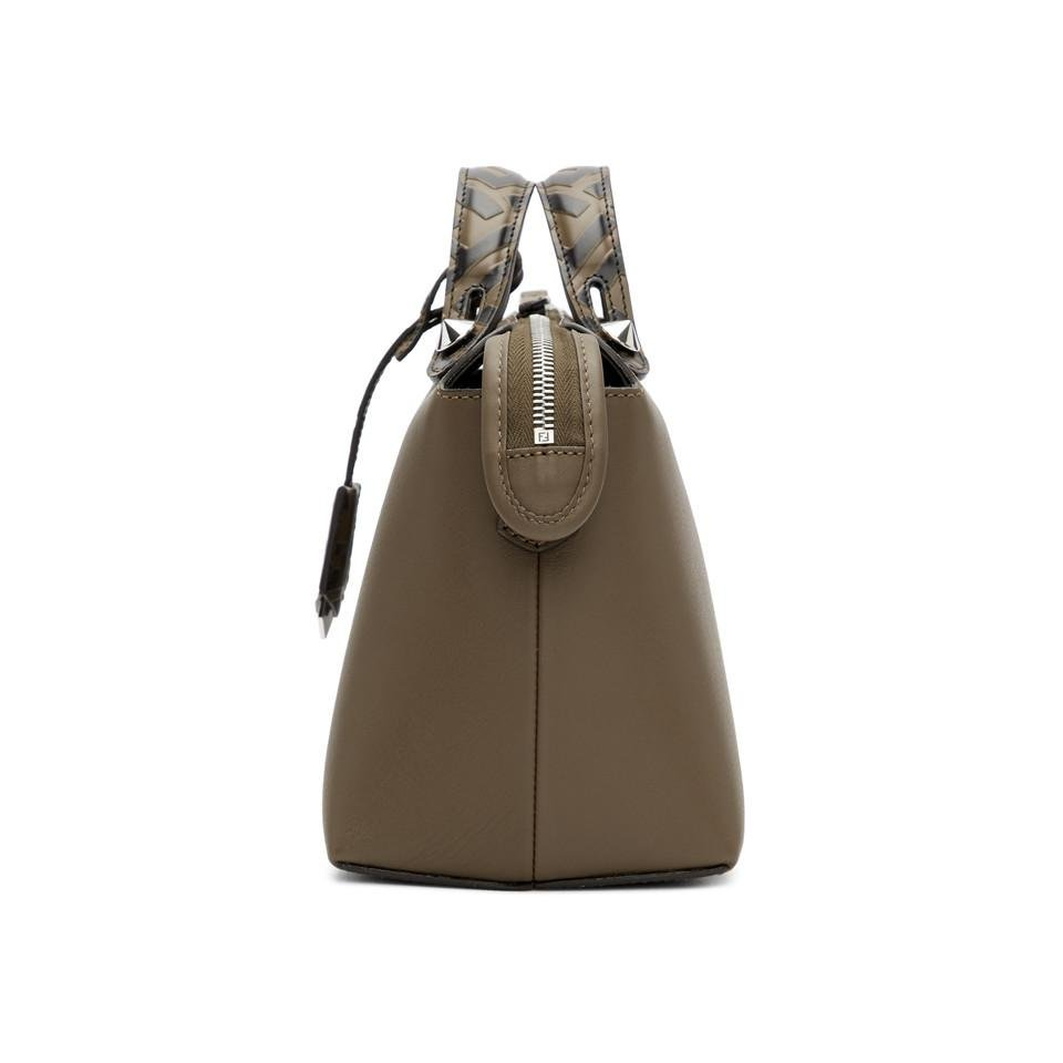 518ee67e20 Lyst - Fendi Brown By The Way Bag in Brown