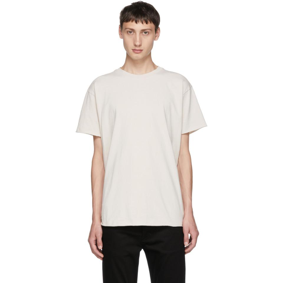 Beige Anti-Expo T-Shirt Best Prices Online Natural And Freely Buy Cheap Best Sale 81KOK