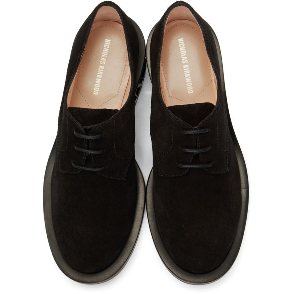 buy online ca5e6 d7b23 nicholas-kirkwood-black-Black-Suede-Suzi-Derbys.jpeg