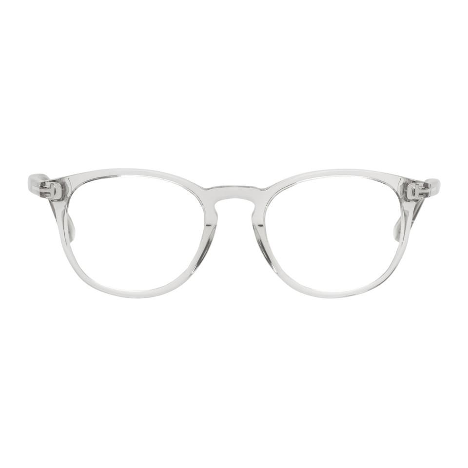 Lunettes de soleil Tom Ford FT5401 Clip On Black /20/.