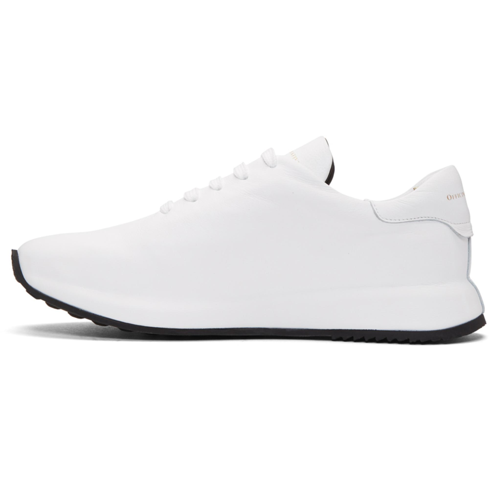Officine Creative White Race 1 Sneakers footlocker pictures online outlet cheap sale extremely cheap discounts g7o04mS
