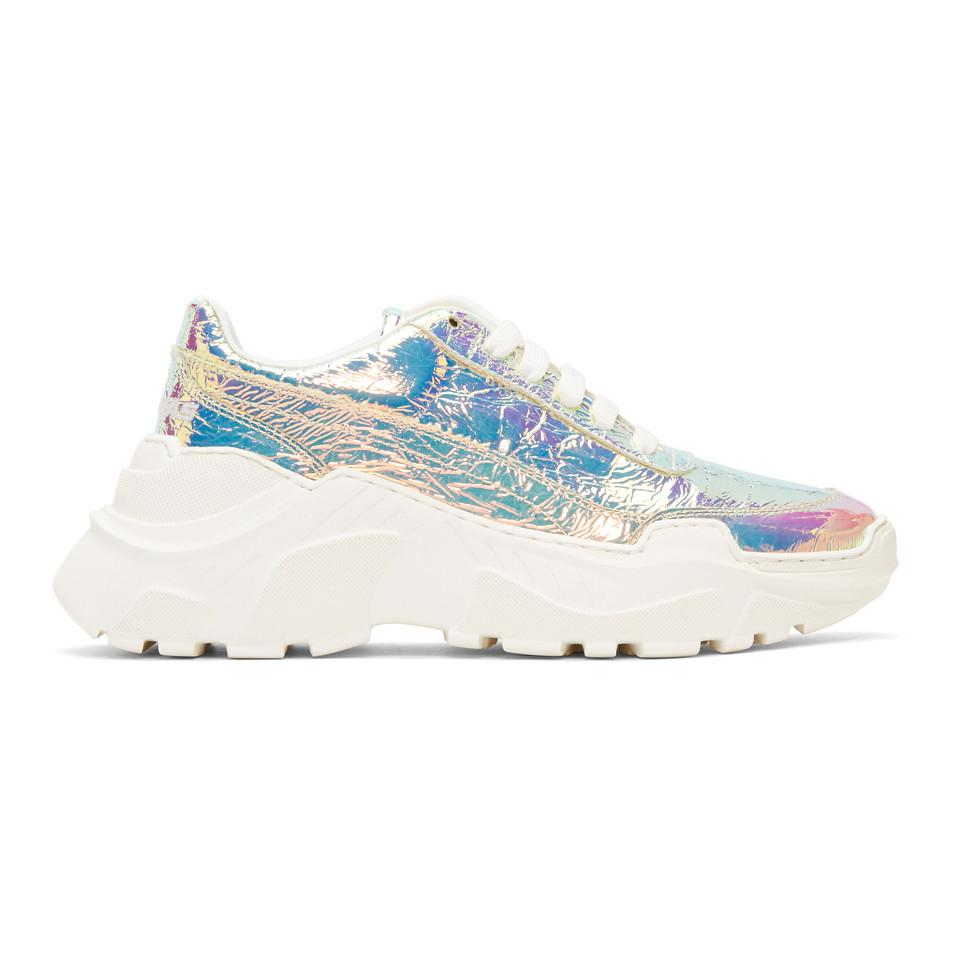 Multicolor Holographic Zenith Light Sneakers Joshua Sanders 6tQ0CdAFtY