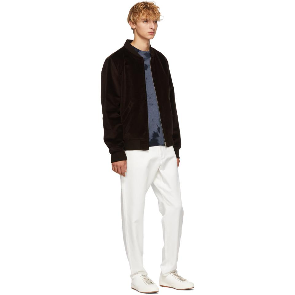 9bceae6b6b84 Lyst - A.P.C. White Job Trousers in White for Men