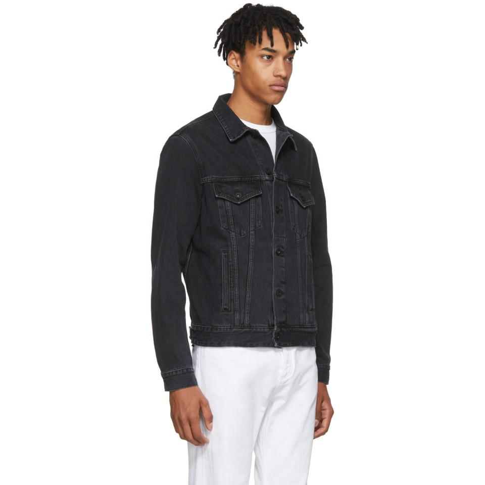 d84f2411060e Gallery. Previously sold at  SSENSE · Men s Oversized Denim Jackets ...