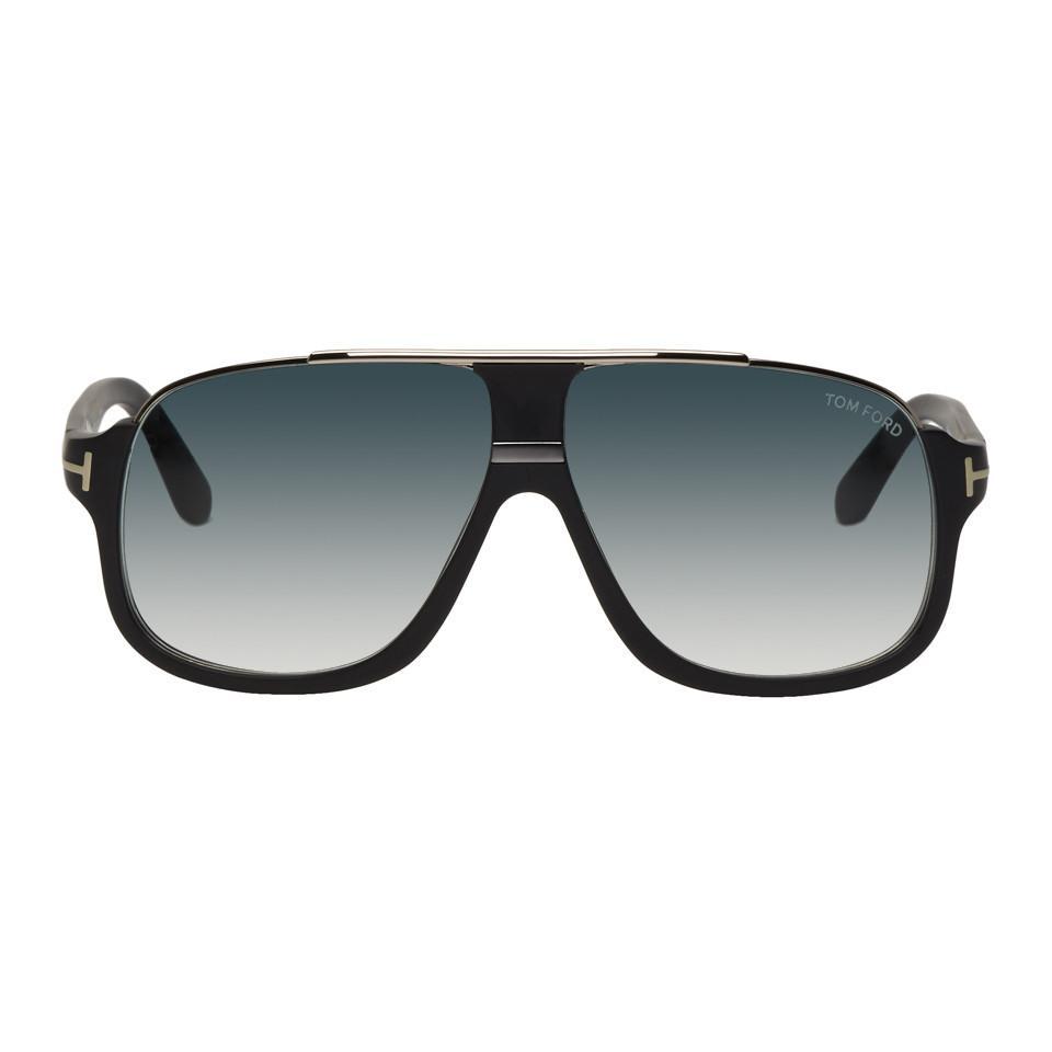 748f51cbed8 Tom Ford - Black Eliott Sunglasses for Men - Lyst. View fullscreen