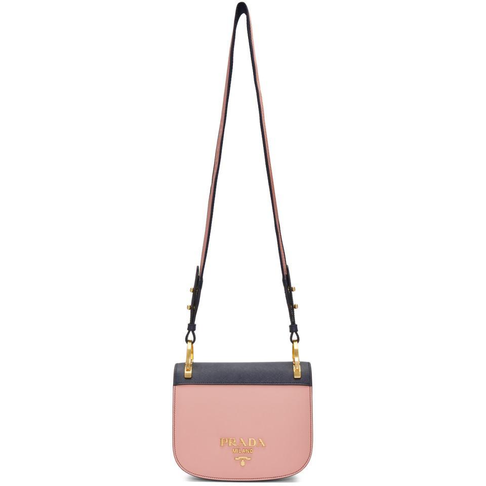 Pink Pionniere Bag Prada Q1agYh3