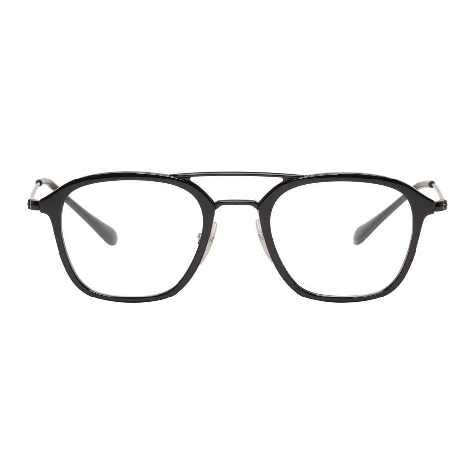 1bdb0494db ... shopping ray ban. mens black highstreet glasses 5aad6 090c7