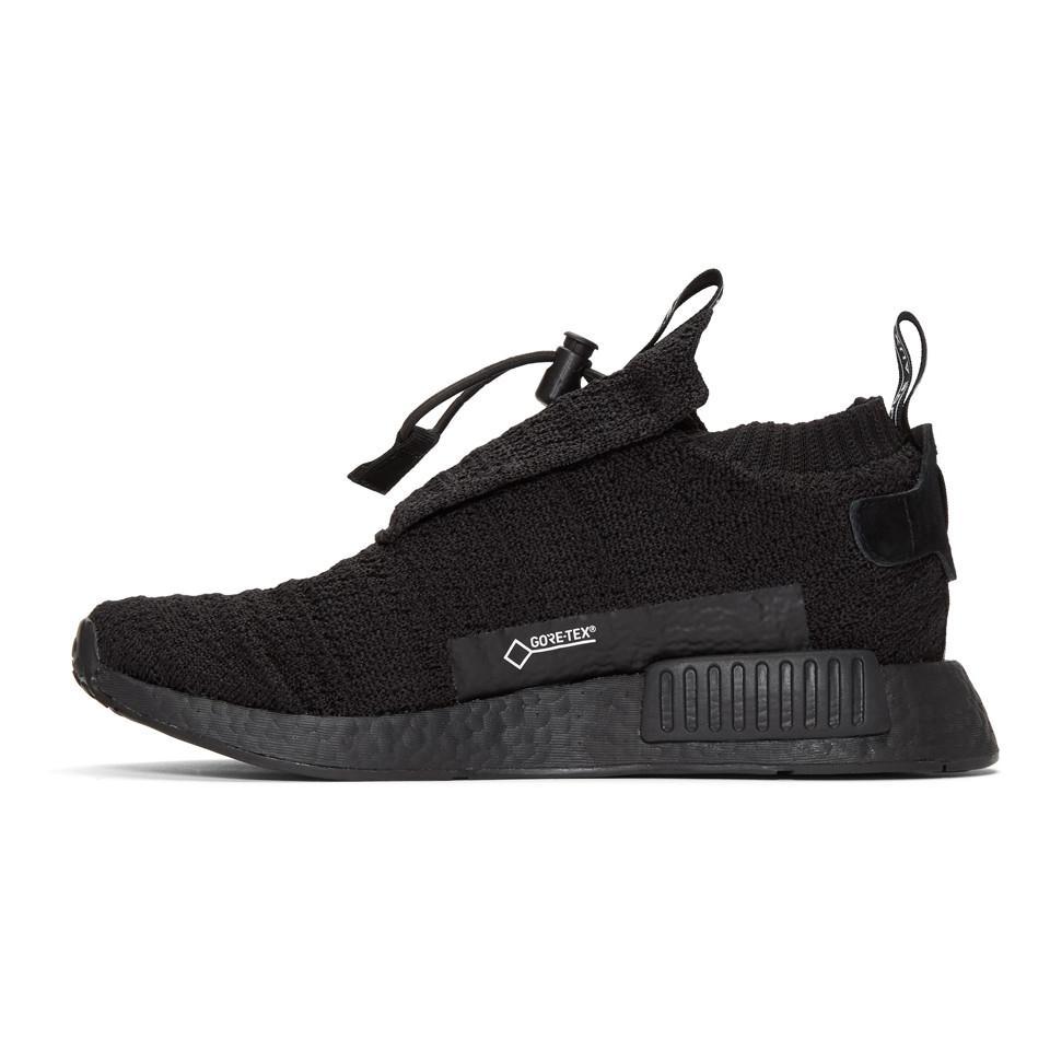 3413b32845ea0 adidas Originals Black Nmd-ts1 Pk Gore-tex® Sneakers in Black for ...