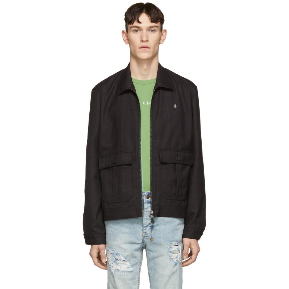 b4531250ab Lyst - Ksubi Black Cloud 10 Jacket in Black for Men