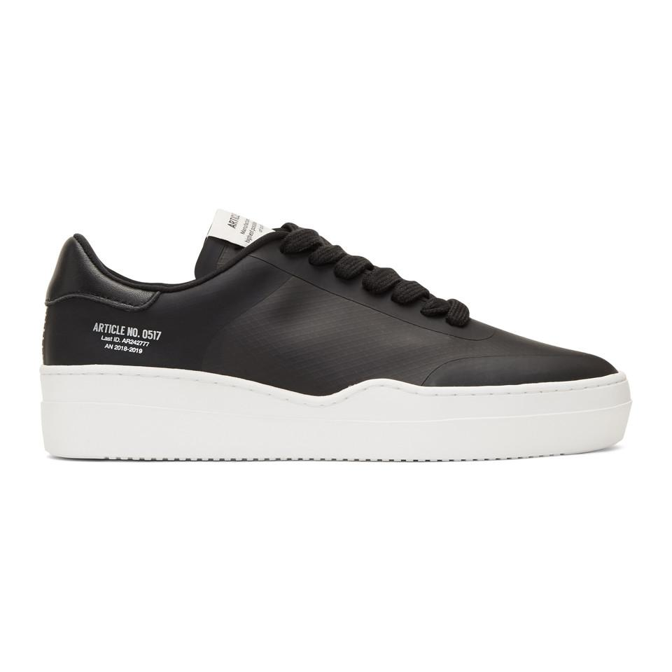 a1101b2173b8 Lyst - Article No. Black 0517 Sneakers in Black for Men