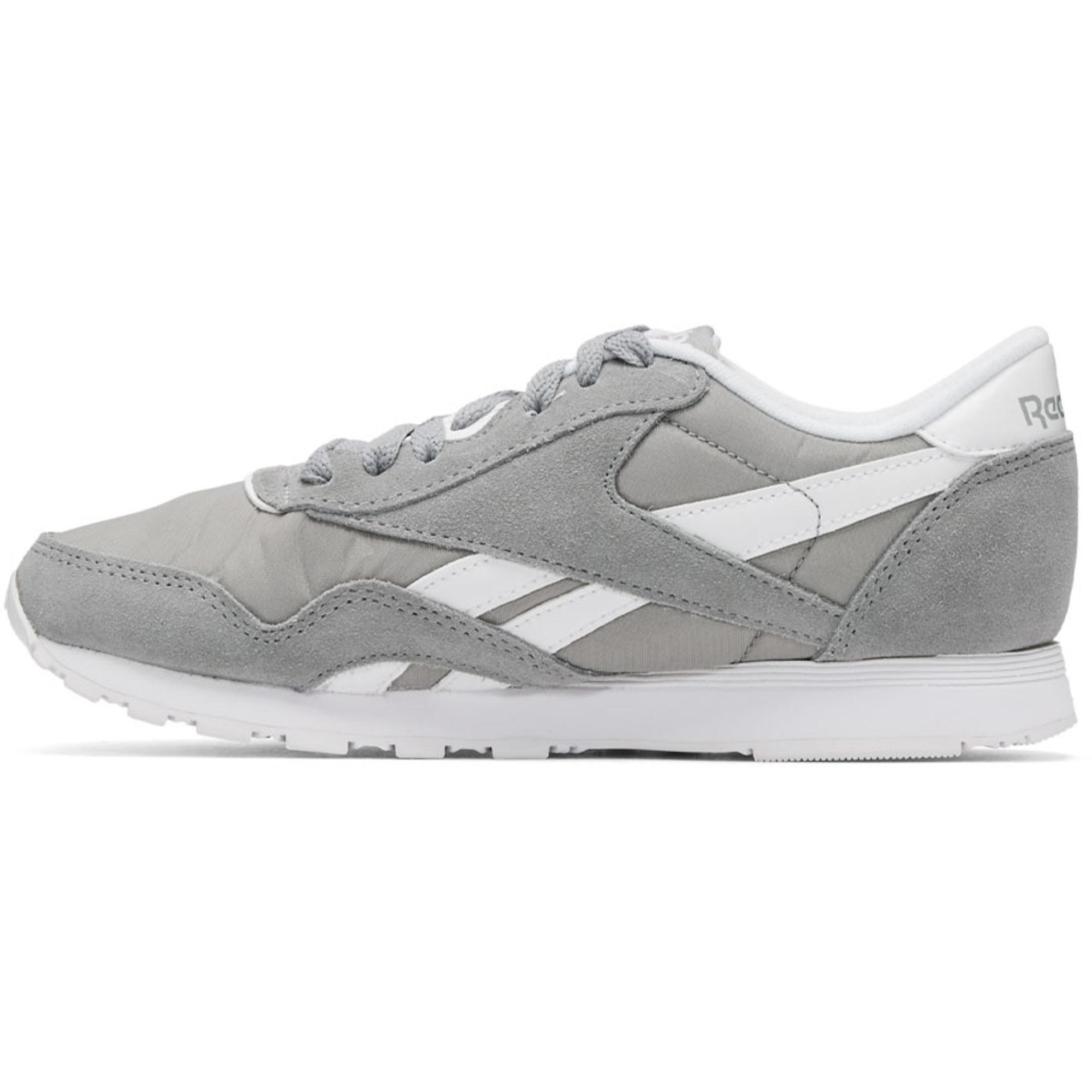 Grey Club Nylon Sneakers Reebok k6BSB9PRM1