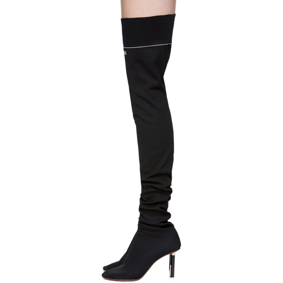 b1bd9f7293 Gallery. Previously sold at: SSENSE · Women's Thigh High Boots