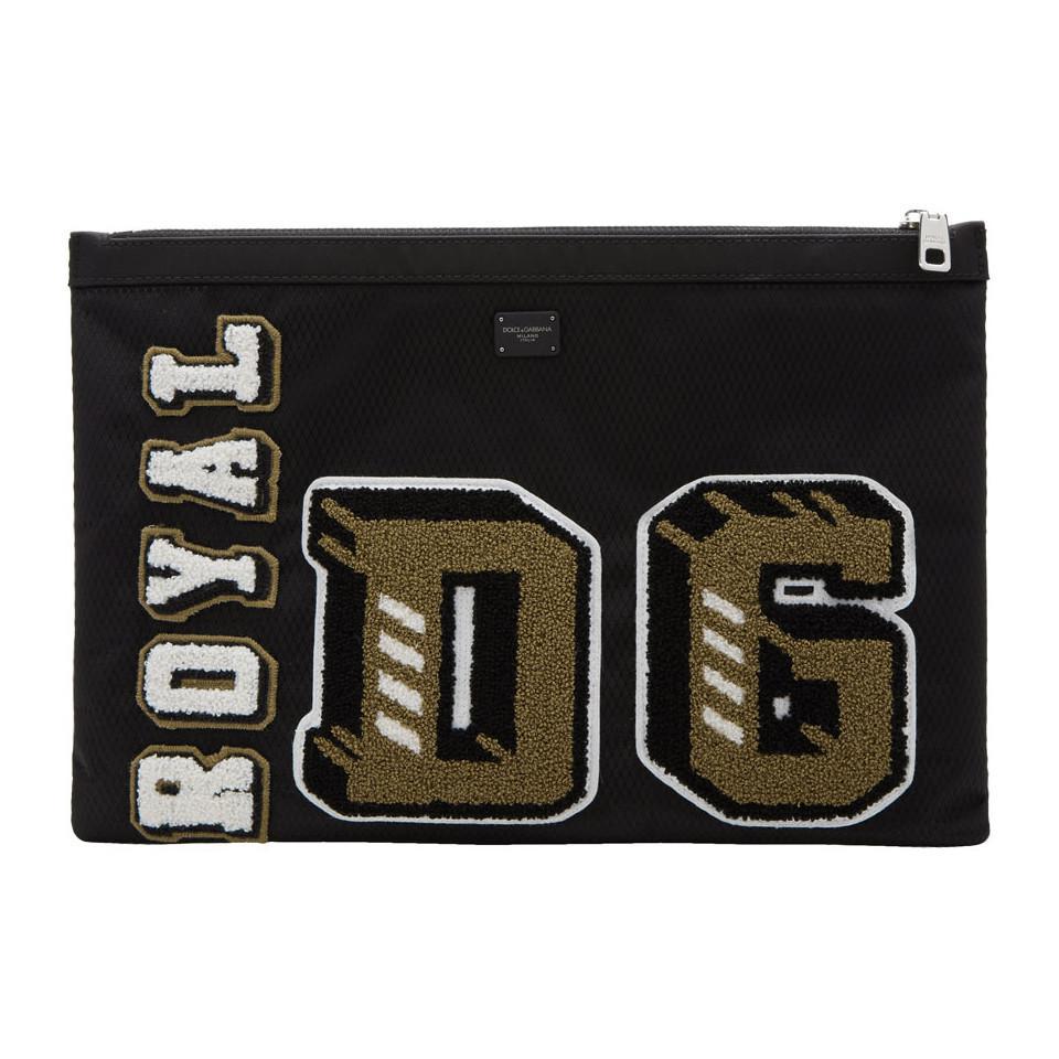 Dolce & Gabbana DG Royal pouch F2HttC
