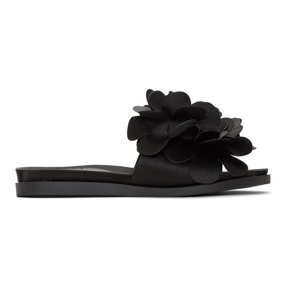 bow knot slides - Black Simone Rocha bUcXJ