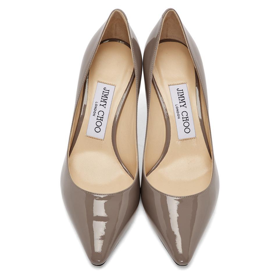sneakers for cheap bc8b1 cd0c3 jimmy-choo-grey-Grey-Patent-Romy-60-Heels.jpeg