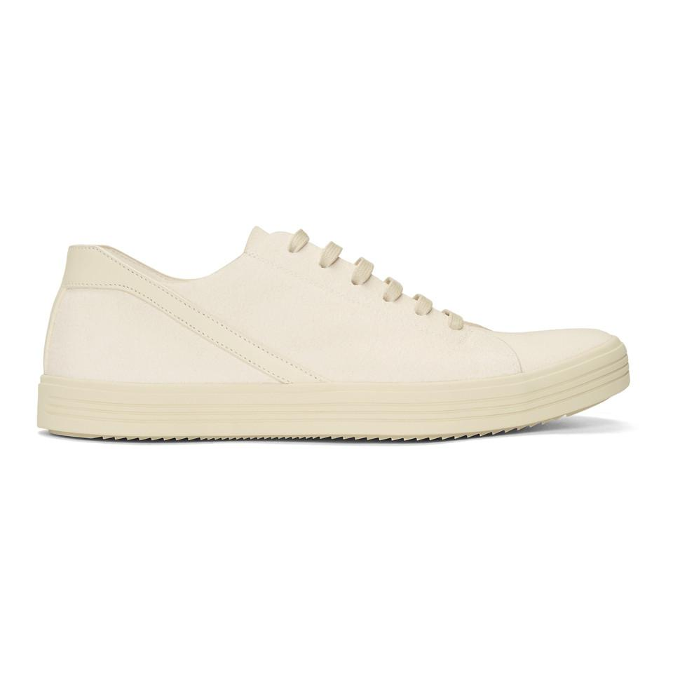 Rick Owens Off- Geothrasher Low Sneakers 4qPYFyL7