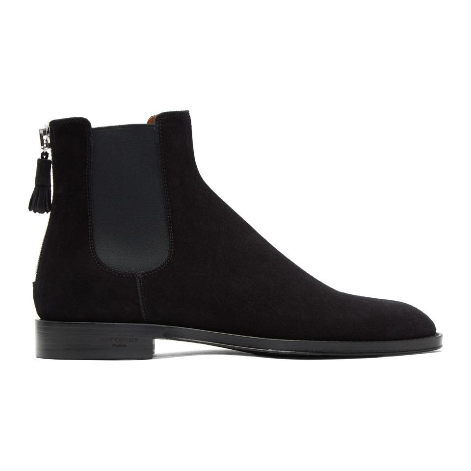 Givenchy Rider Zip Chelsea Boots Gxk7DtQPHa