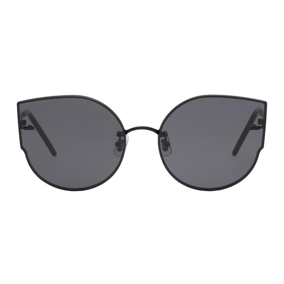 86f7482838d Gentle Monster Black Ami Adam Sunglasses in Black - Lyst