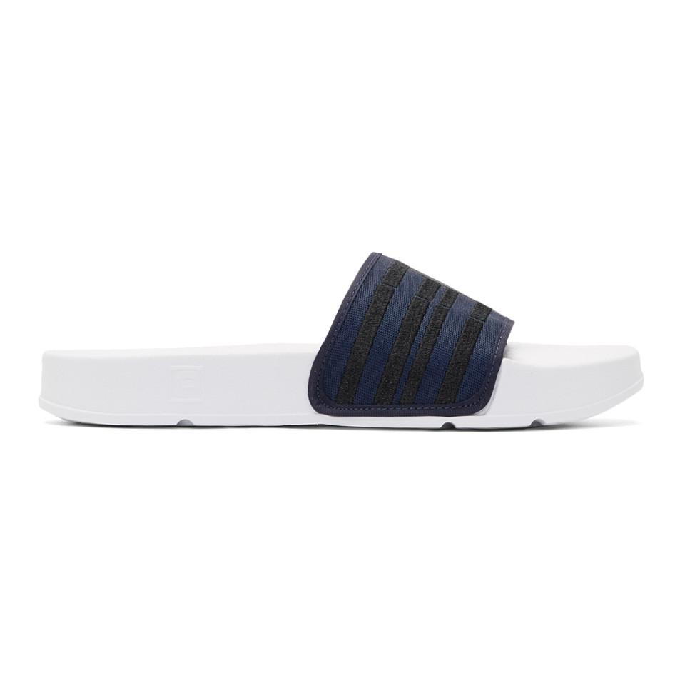 BAJA EAST Fila Edition Drifter Slides