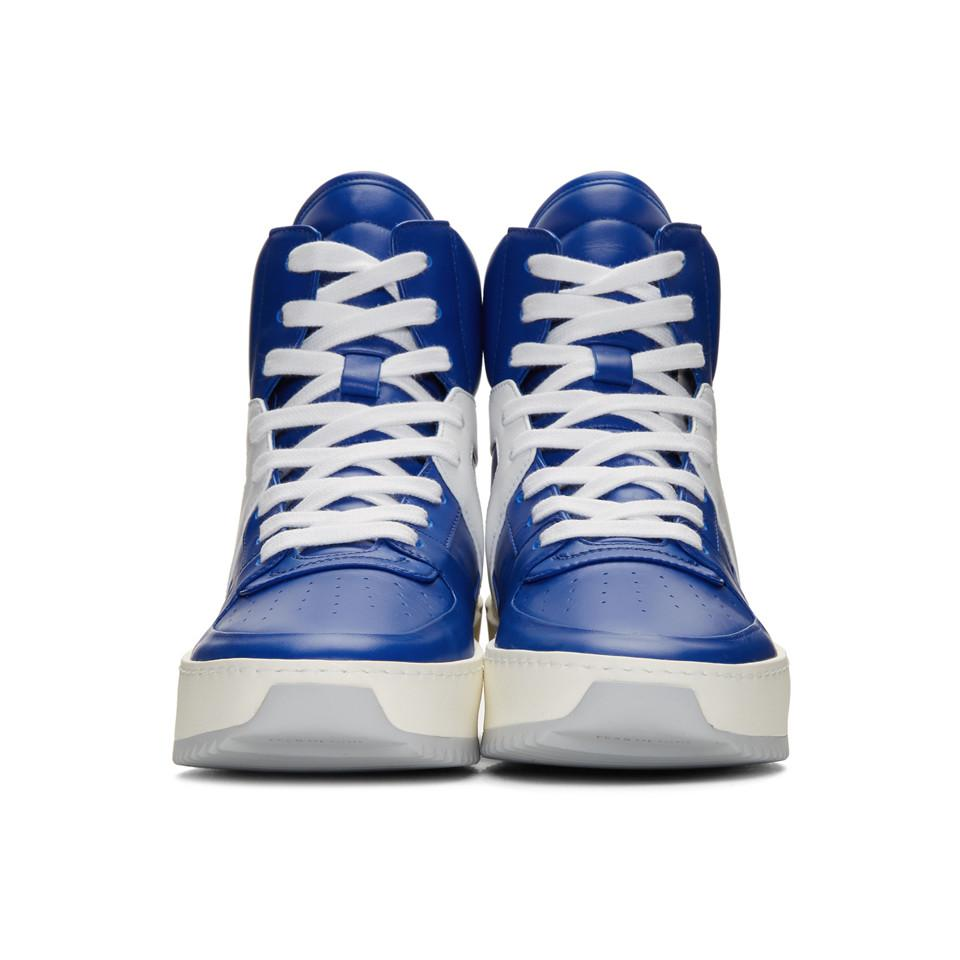FEAR OF GOD SSENSE Exclusive & Basketball High-Top Sneakers 50juSb9xC