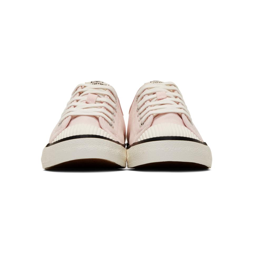 78dc1d028b8 Isabel Marant - Pink Binkooh Tennis Sneakers for Men - Lyst. View fullscreen