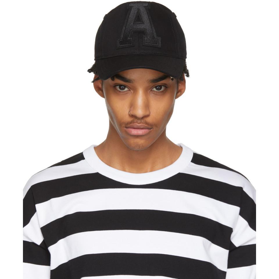 Black Patch Cap Ami MEmlUivo