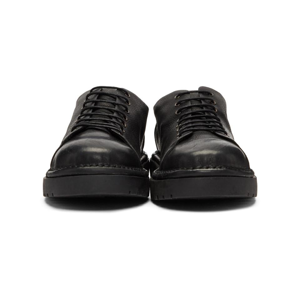 footlocker pictures cheap online Marsèll Black Pallotolla Lace-Up Sneakers discount shopping online AFd6ZZ