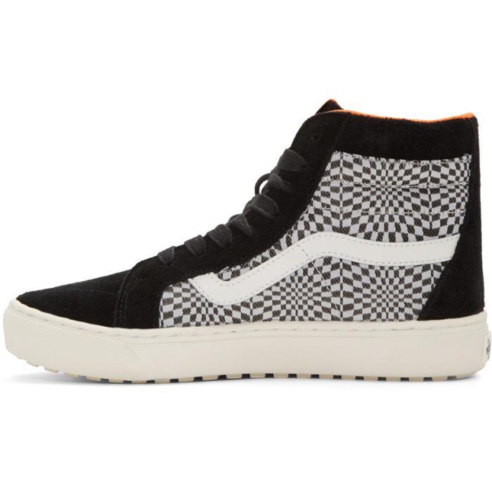 Giuseppe Zanotti Black London Undercover Edition SK8-Hi MTE Cup LX Sneakers
