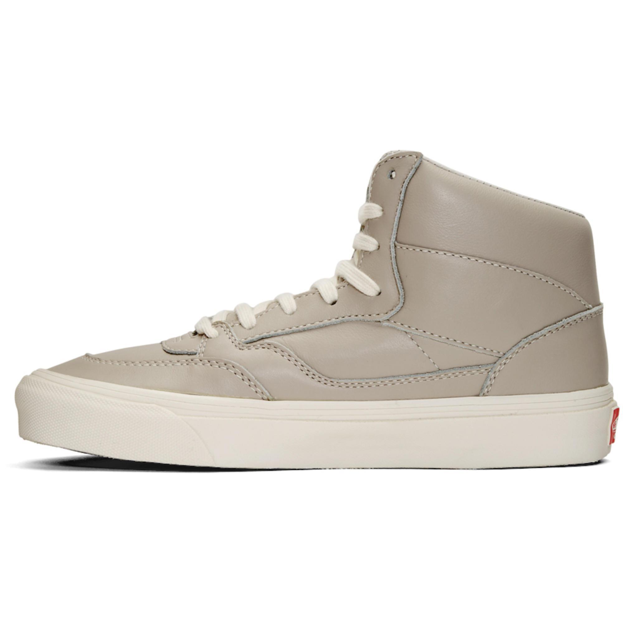 Vans Grey Steve Caballero Edition OG Full Cab LX Sneakers iSHOhv