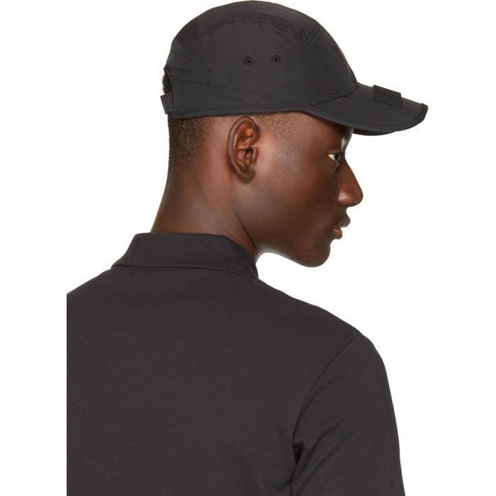 1eae0dfbb Lyst - Y-3 Black Foldable Cap in Black for Men