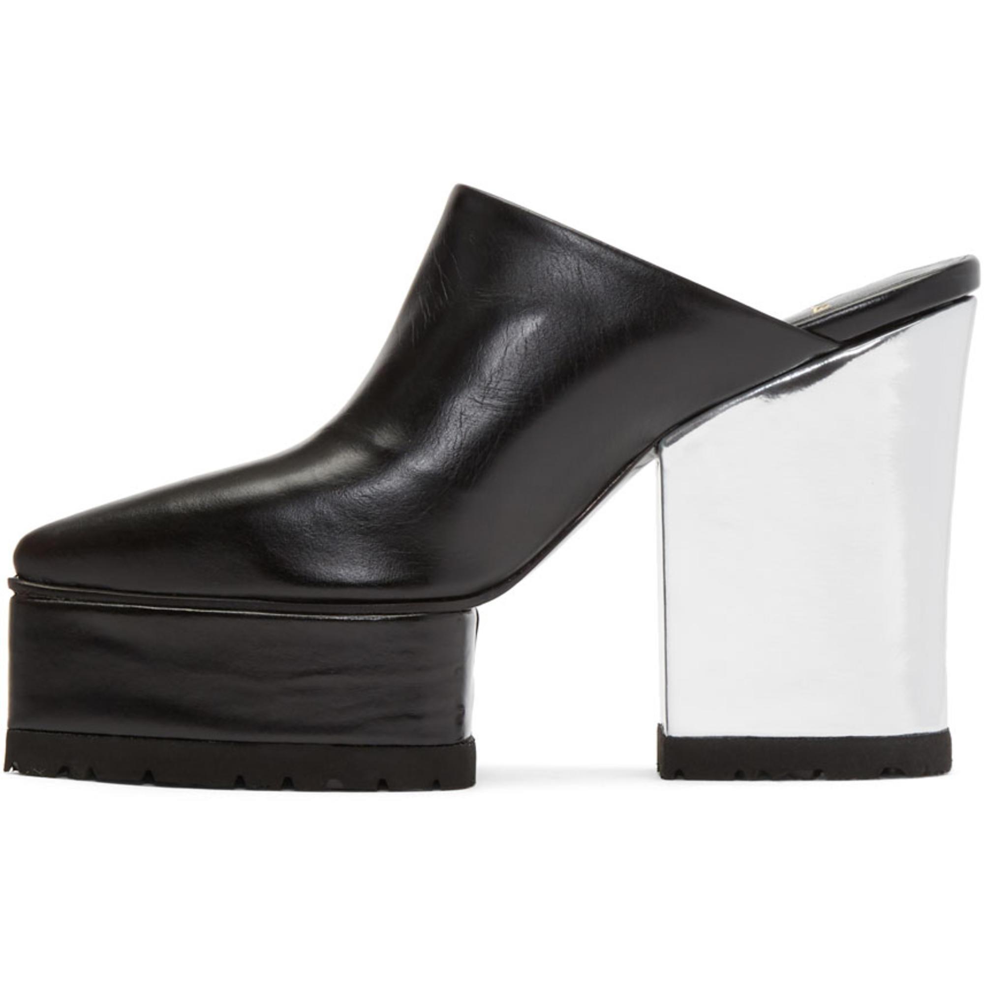 SACAI High Clog Heels o93VXPfwV
