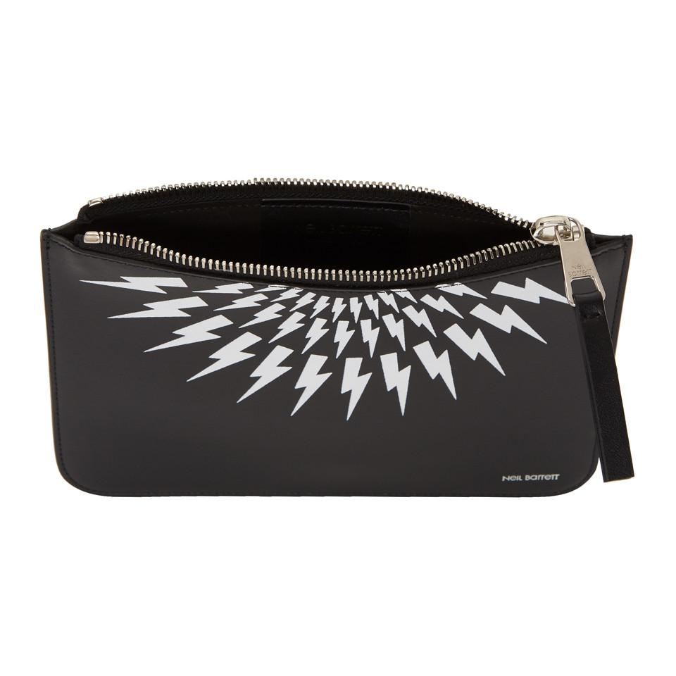 VIDA Leather Statement Clutch - Namaste-bunny by VIDA dt7KbaEtxV