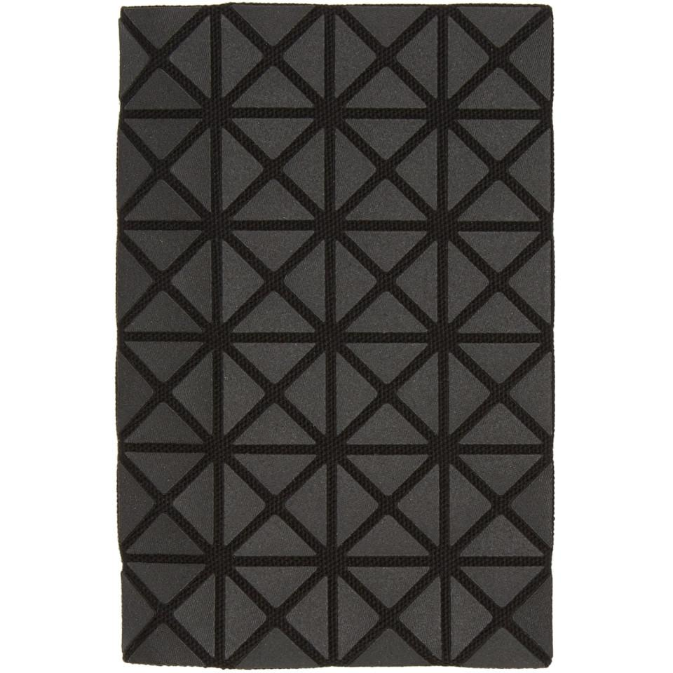 94b2710bf8 Bao Bao Issey Miyake Black Oyster Wallet in Black for Men - Lyst