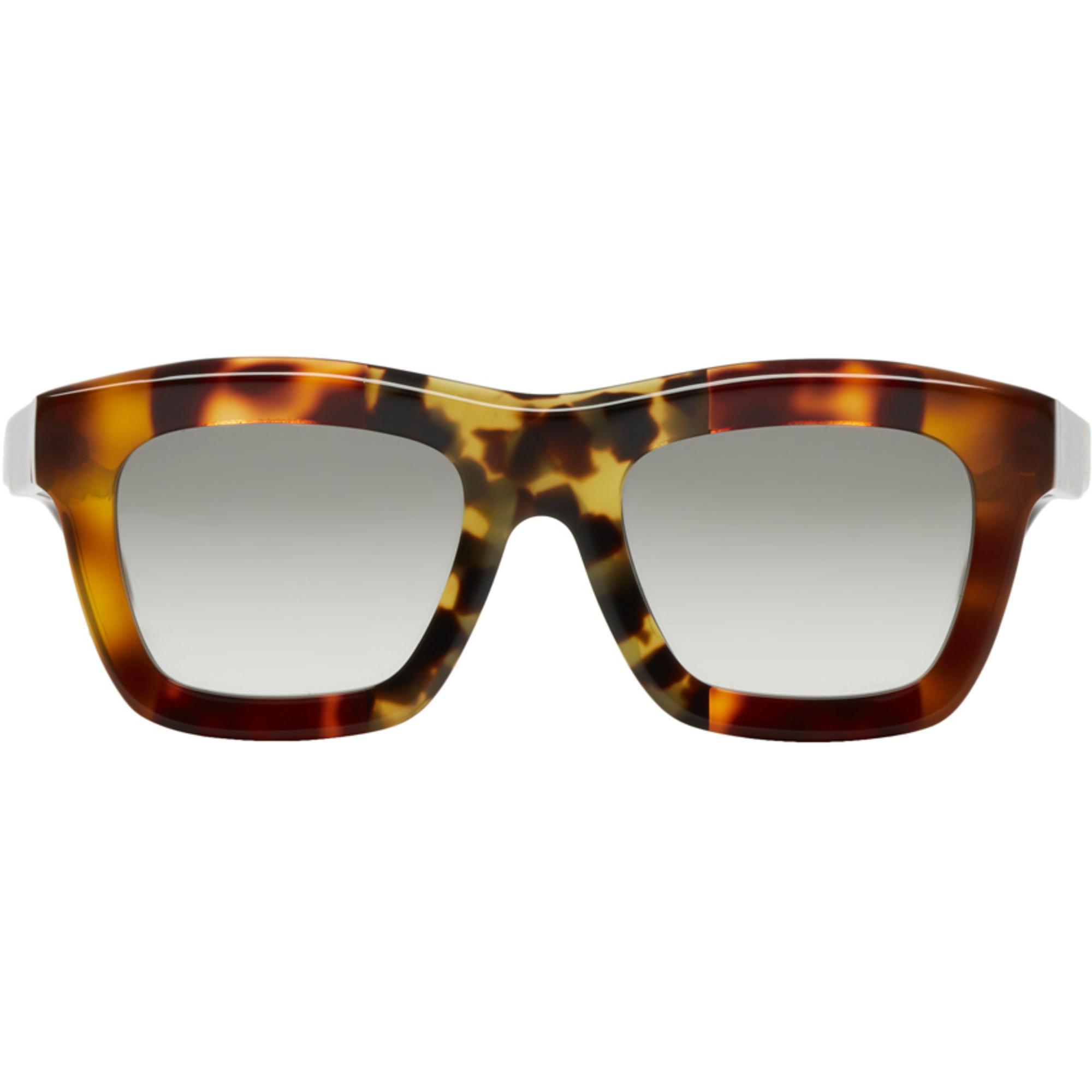 c75ee8137cf Kuboraum Tortoiseshell Mask C7 Sunglasses in Brown for Men - Lyst