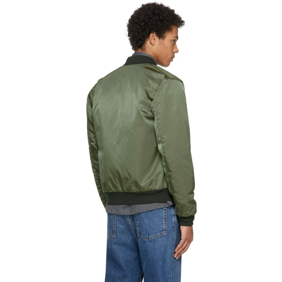 Men For Bogota Jacket Save Elliott Green Bomber In John 1Yg06zW