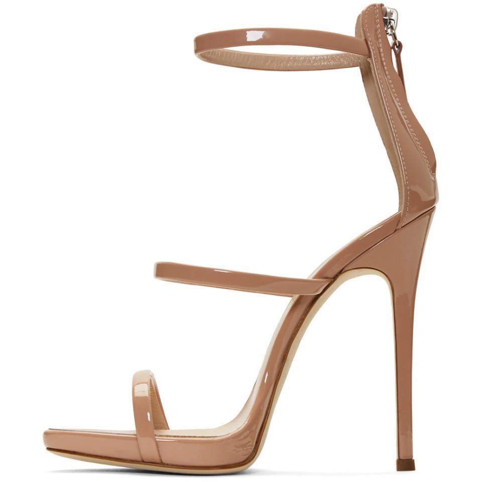 Giuseppe Zanotti SSENSE Exclusive Coline 110 Sandals