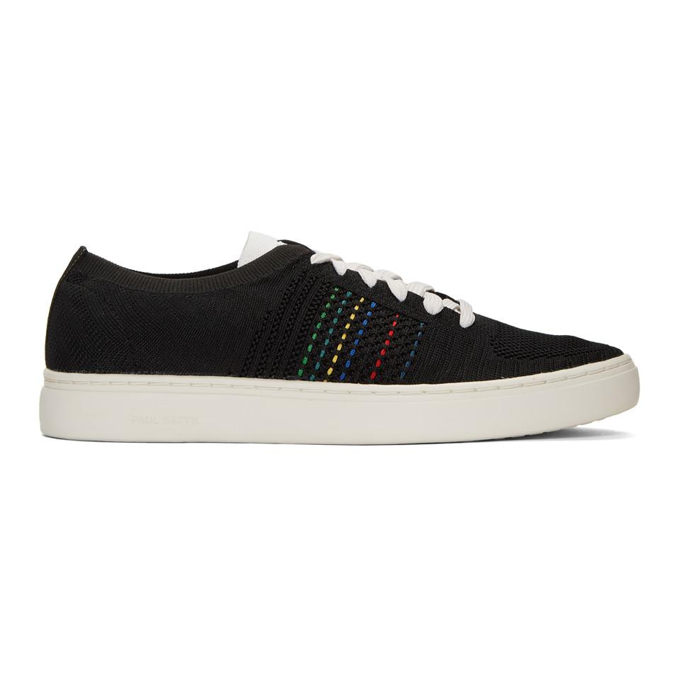 PS by Paul Smith Black Doyle Sneakers YluYREGfK
