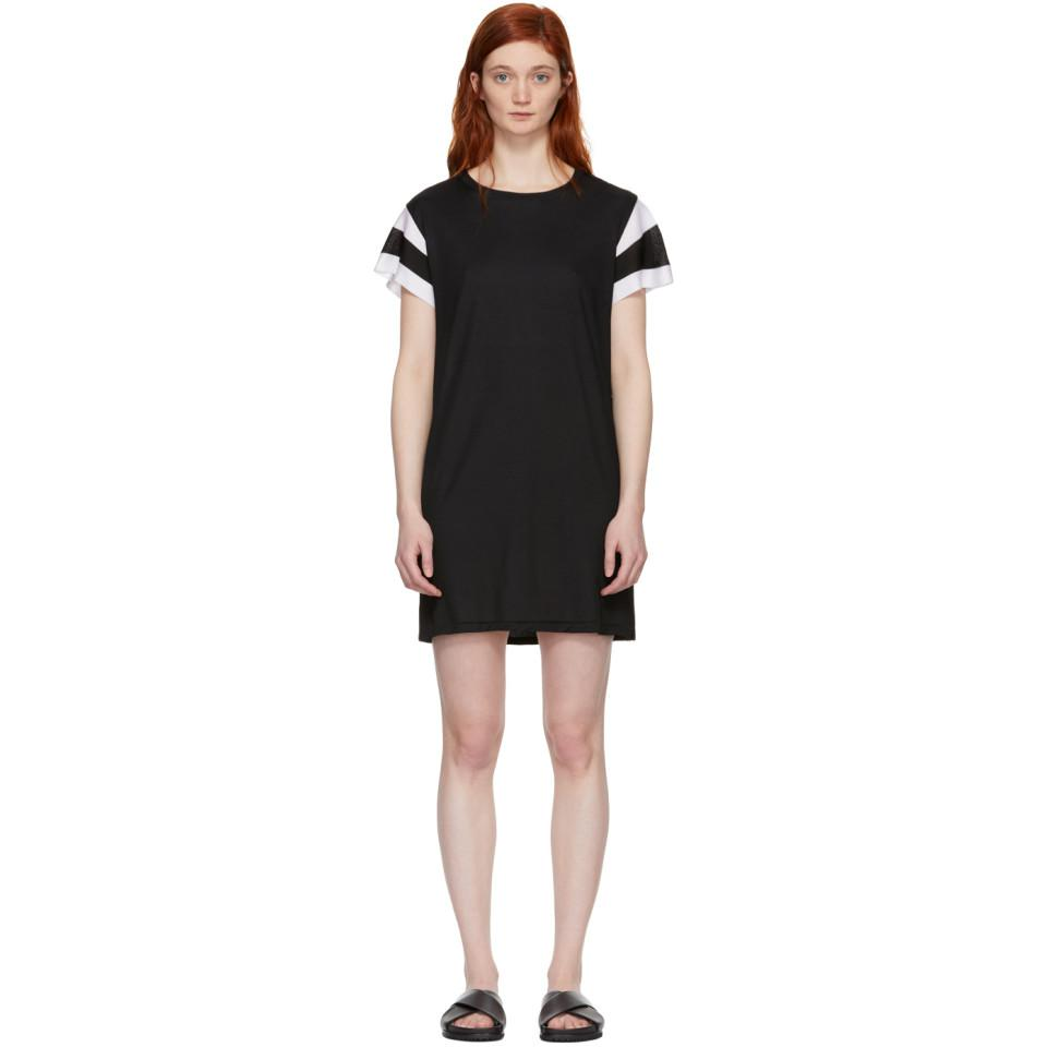 Black Penny T-Shirt Dress Rag & Bone Discount Get Authentic Online Store Cheap Reliable a4BKFD