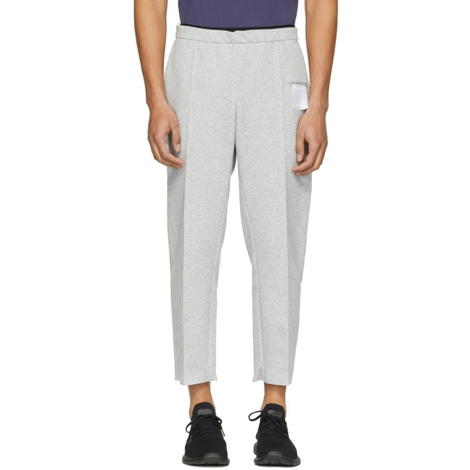 Footaction Grey Spacer Post-Run Lounge Pants SATISFY Buy Cheap Factory Outlet Free Shipping View Outlet Purchase Recommend Online 8iiTZ6sd