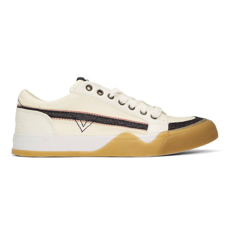 Diesel Off-White S-Grind Sneakers wVAPlAtDN