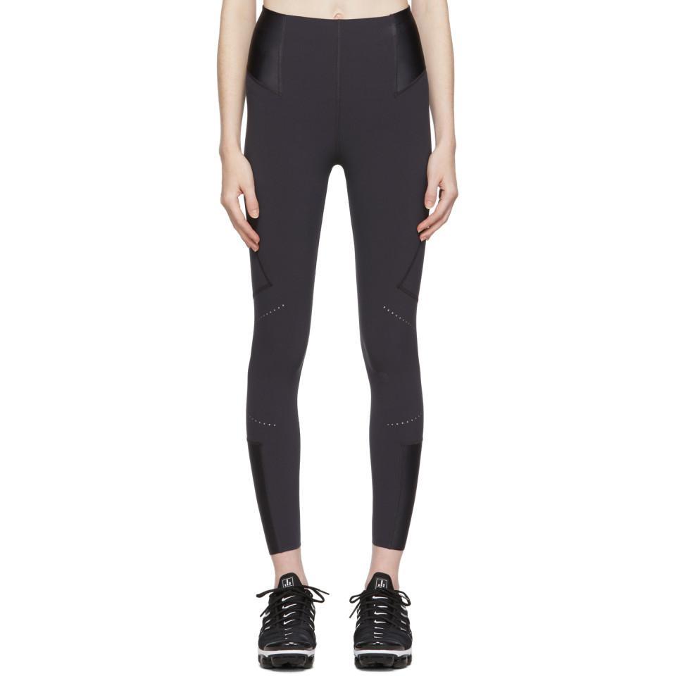 f5115cd85 Lyst - Nike Black Tech Pack Leggings in Black