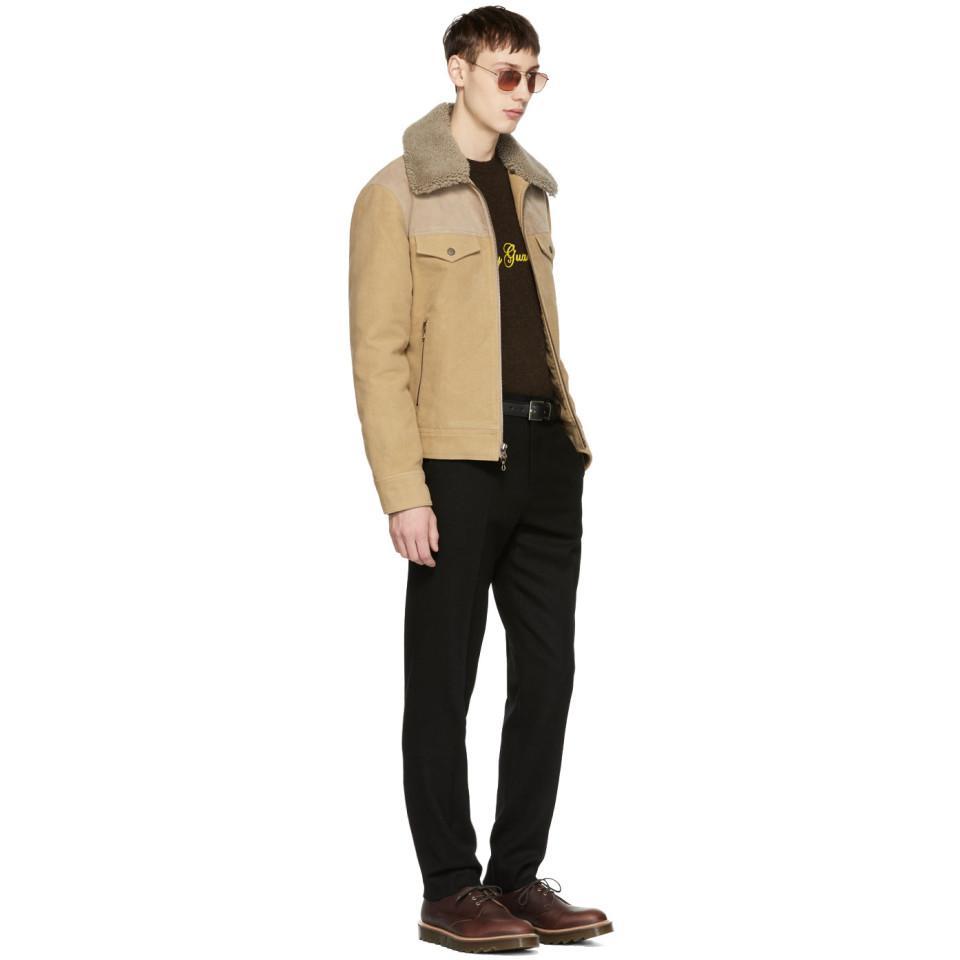 Brown Victor Quality Guaranteed Sweater Rag & Bone Clearance Really Free Shipping Big Sale wsqjz6gAL