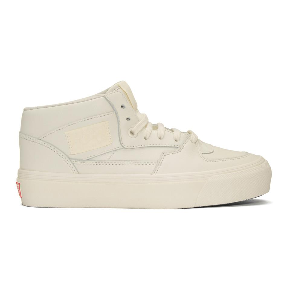 61f5a7a86b Vans Off-white Steve Caballero Edition Og Half Cab Lx Sneakers in ...