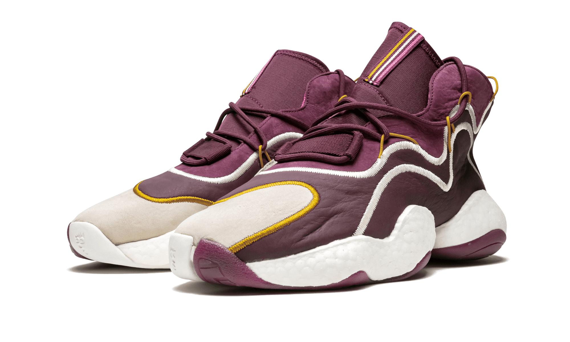 online store bfeee 0e43e Adidas - Purple Crazy Byw I Ee for Men - Lyst. View fullscreen