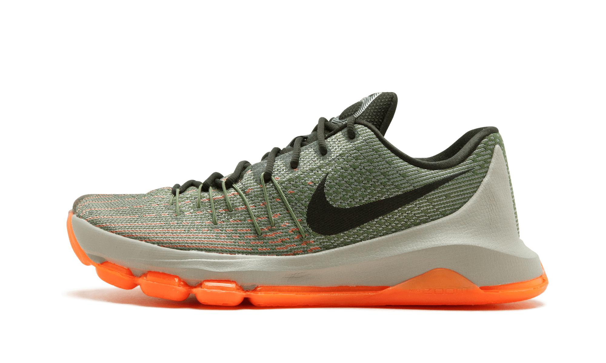 d91ee4cc1357 Nike Kd 8 in Gray for Men - Lyst