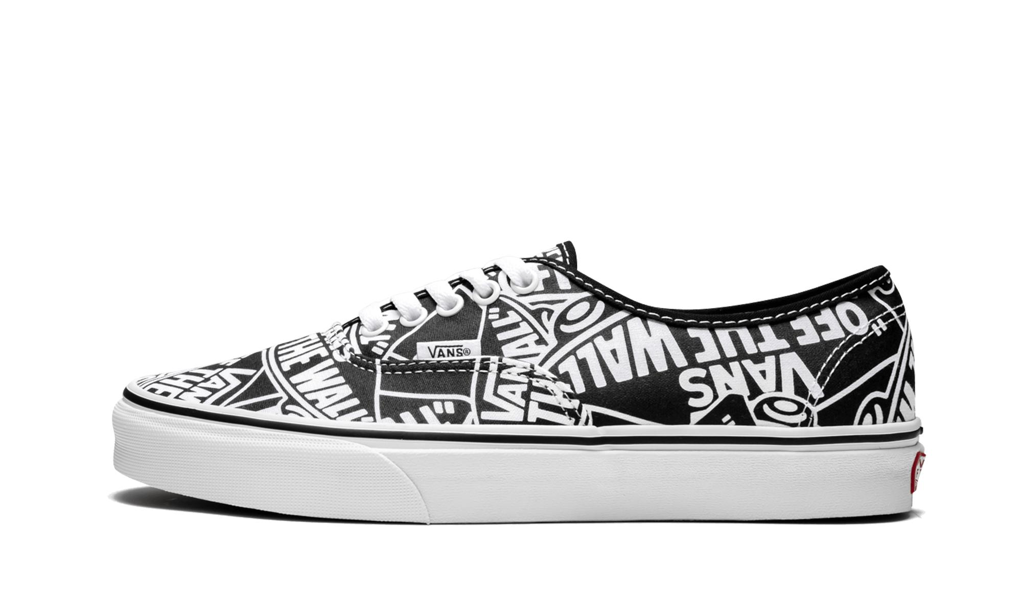 74da1032d3834a Lyst - Vans Authentic Otw Repeat in Black for Men