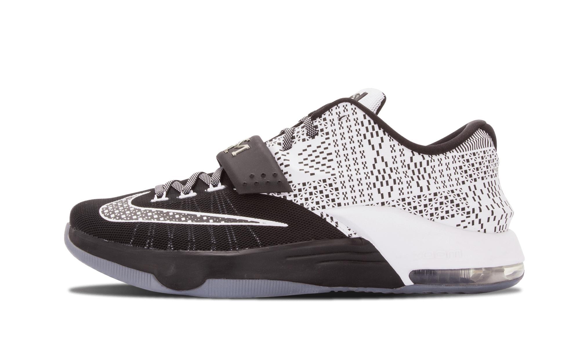 the latest 5172d 3a96d Nike. Men s Black Kd 7 Bhm
