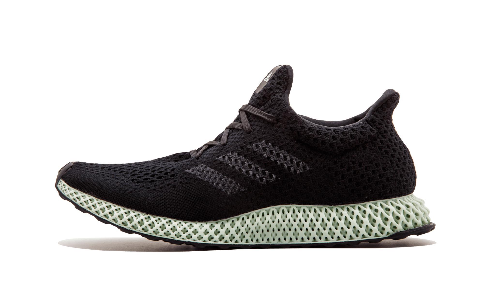 brand new a8c5d 4ae87 adidas. Mens Black Futurecraft 4d