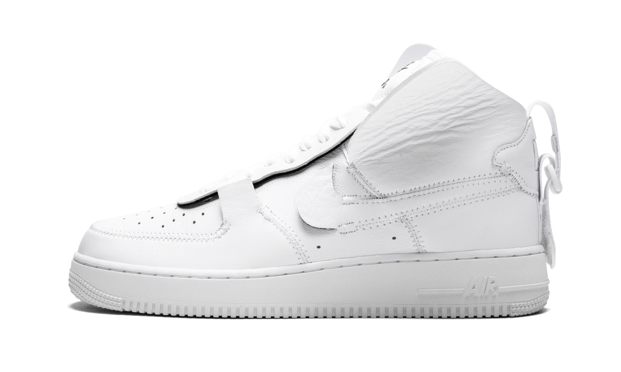 huge selection of 06016 e0e3b Nike. Womens White Air Force 1 High Psny
