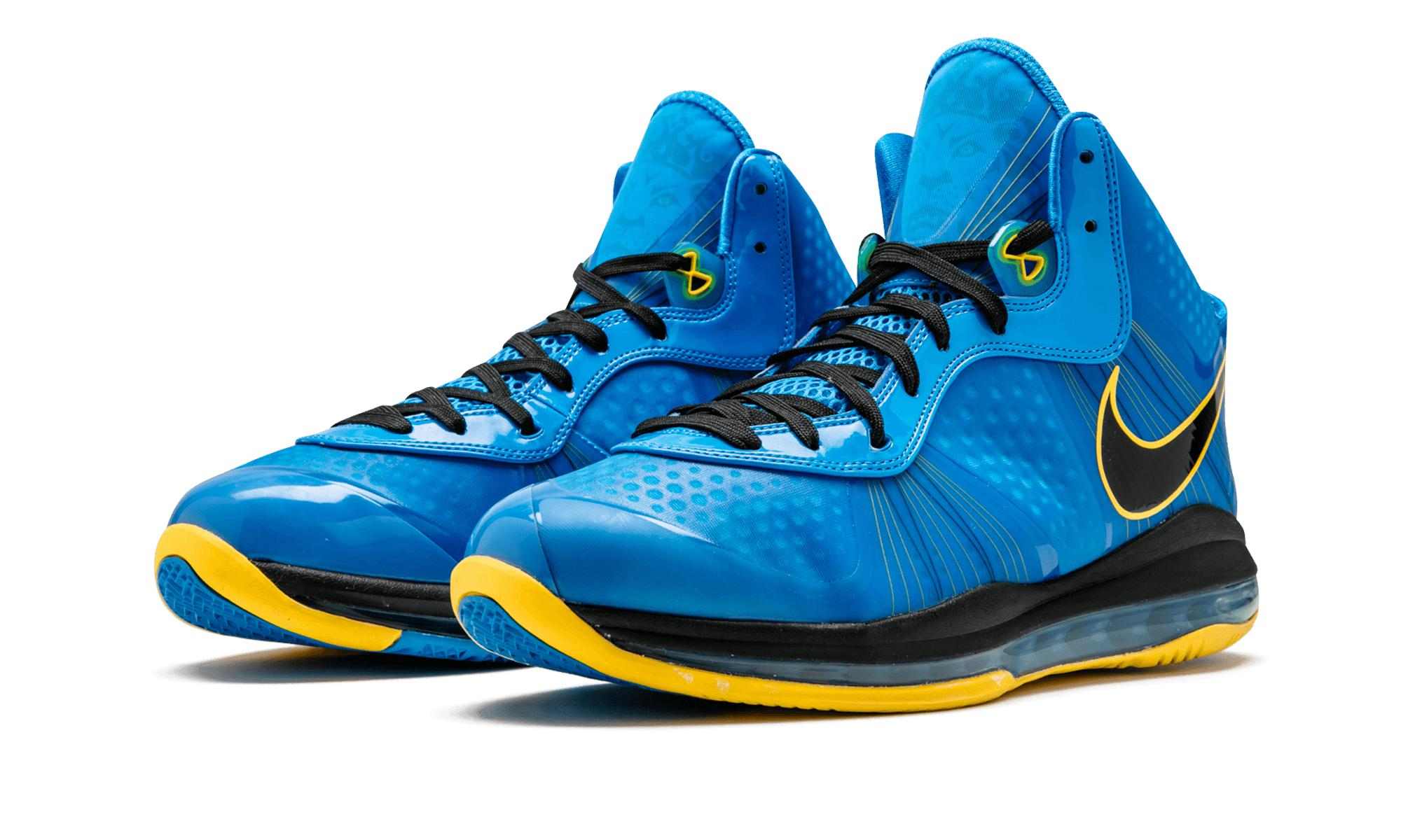 best sneakers b3551 a1c49 Nike - Blue Lebron 8 V 2 Sneakers for Men - Lyst. View fullscreen